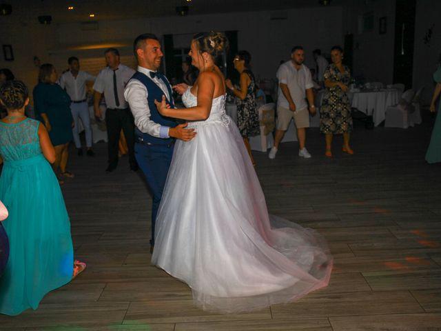 Le mariage de Benjamin et Jennifer à Gallargues le Montueux, Gard 223