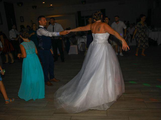Le mariage de Benjamin et Jennifer à Gallargues le Montueux, Gard 224