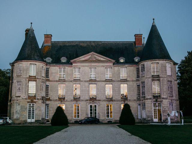 Le mariage de Jerôme et Fanny à Hénonville, Oise 19