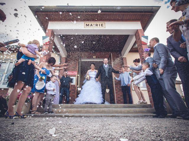 Le mariage de Olivier et Noémie à Nogent-sur-Aube, Aube 9