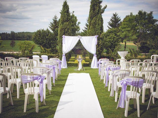 Le mariage de Olivier et Noémie à Nogent-sur-Aube, Aube 1