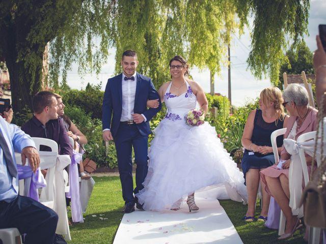 Le mariage de Olivier et Noémie à Nogent-sur-Aube, Aube 10