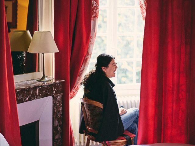 Le mariage de Vincent et Stephanie à Breteuil, Oise 7
