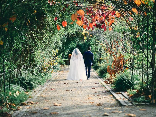 Le mariage de Vincent et Stephanie à Breteuil, Oise 2