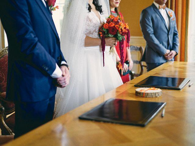 Le mariage de Vincent et Stephanie à Breteuil, Oise 45