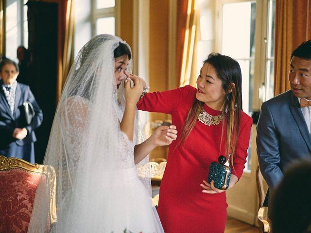 Le mariage de Vincent et Stephanie à Breteuil, Oise 52