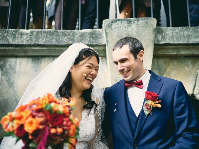 Le mariage de Stephanie et Vincent