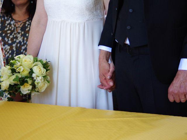 Le mariage de Ivan et Orianne à Saint-Éloi-de-Fourques, Eure 10