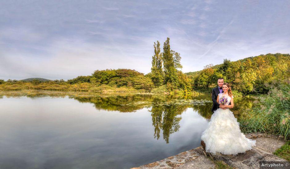 Le mariage de Anthony et Audrey à Panossas, Isère