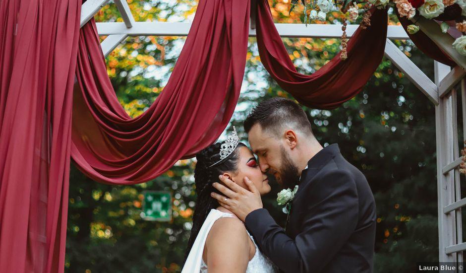 Le mariage de Kevin et Amèle à Chambéry, Savoie