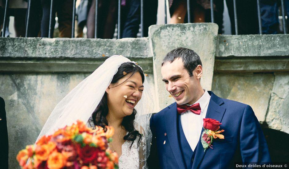 Le mariage de Vincent et Stephanie à Breteuil, Oise
