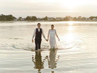 Le mariage de Audrey et Miguel
