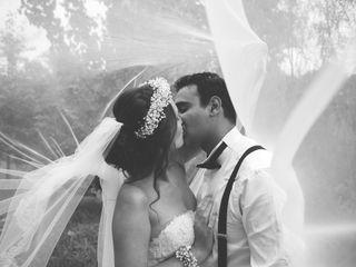 Le mariage de Laurie et Michaël