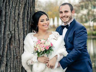 Le mariage de Marjorie et Thomas