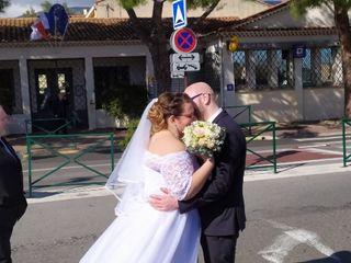 Le mariage de Nathalie et Sébastien 1
