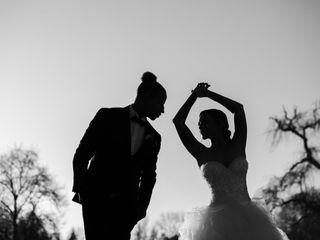 Le mariage de Leslie et Jumo