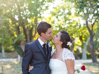 Le mariage de Perroline et Mathieu