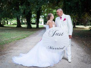 Le mariage de Gwenaël et Justine