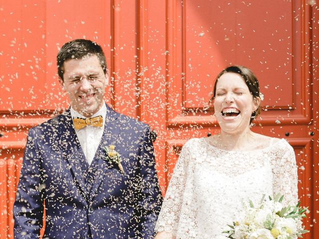Le mariage de Miguel et Audrey à Pluneret, Morbihan 24