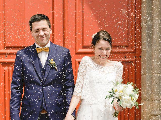 Le mariage de Miguel et Audrey à Pluneret, Morbihan 25