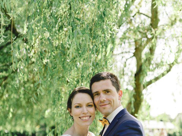 Le mariage de Miguel et Audrey à Pluneret, Morbihan 26