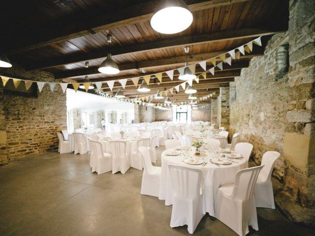 Le mariage de Miguel et Audrey à Pluneret, Morbihan 33