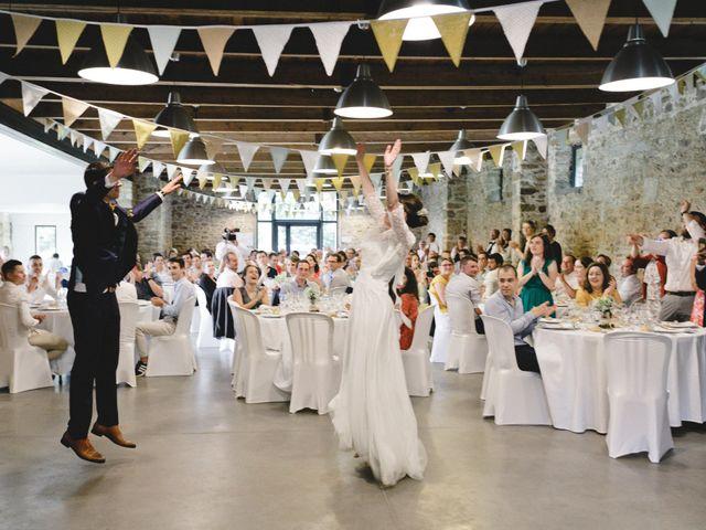 Le mariage de Miguel et Audrey à Pluneret, Morbihan 41