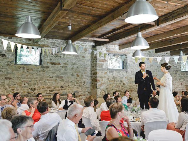 Le mariage de Miguel et Audrey à Pluneret, Morbihan 42