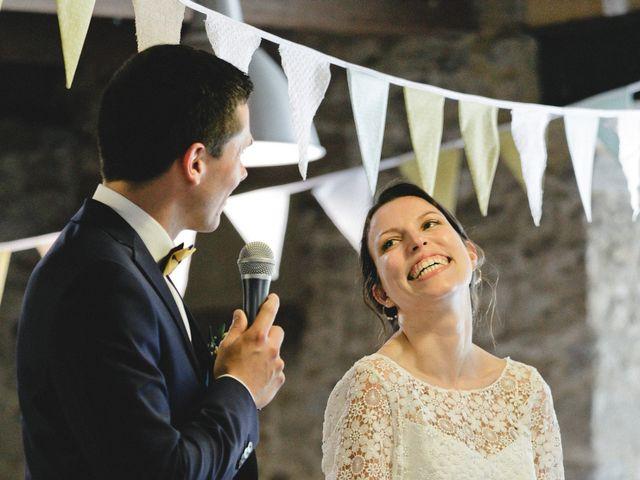 Le mariage de Miguel et Audrey à Pluneret, Morbihan 43