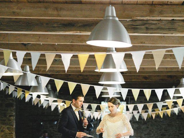 Le mariage de Miguel et Audrey à Pluneret, Morbihan 45