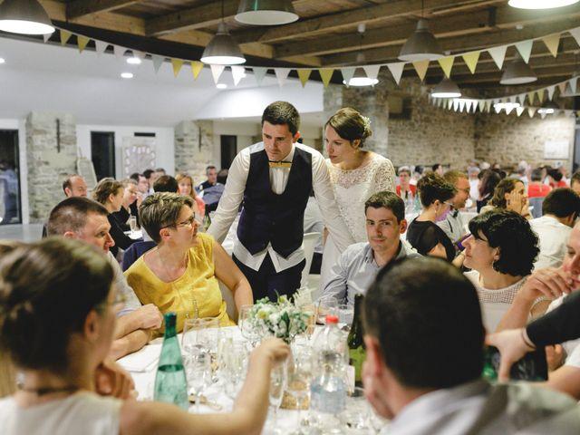 Le mariage de Miguel et Audrey à Pluneret, Morbihan 52