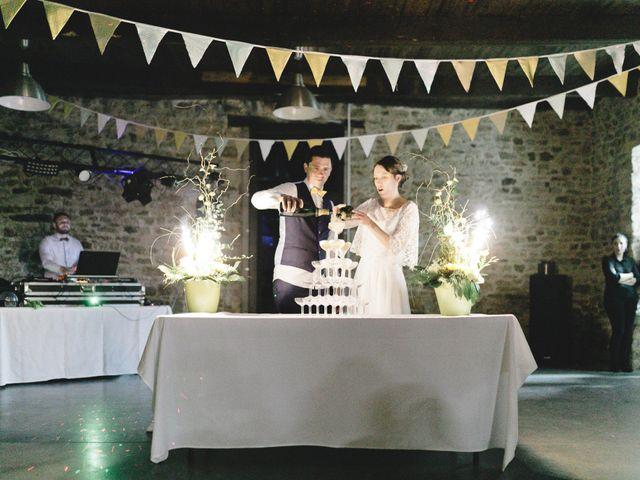 Le mariage de Miguel et Audrey à Pluneret, Morbihan 54