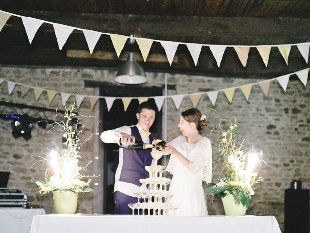Le mariage de Miguel et Audrey à Pluneret, Morbihan 55