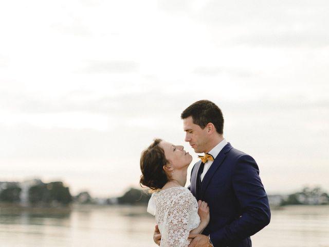 Le mariage de Miguel et Audrey à Pluneret, Morbihan 60