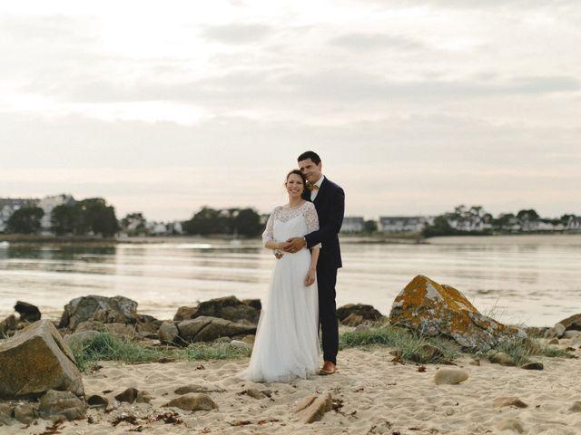 Le mariage de Miguel et Audrey à Pluneret, Morbihan 63