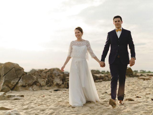 Le mariage de Miguel et Audrey à Pluneret, Morbihan 67