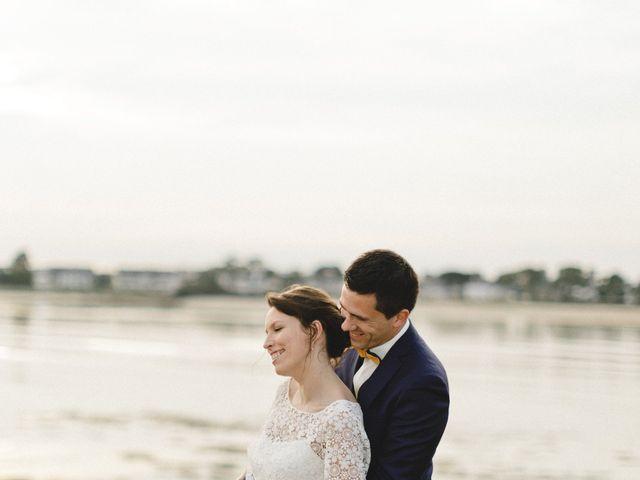 Le mariage de Miguel et Audrey à Pluneret, Morbihan 70