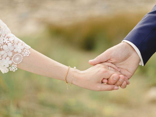 Le mariage de Miguel et Audrey à Pluneret, Morbihan 75