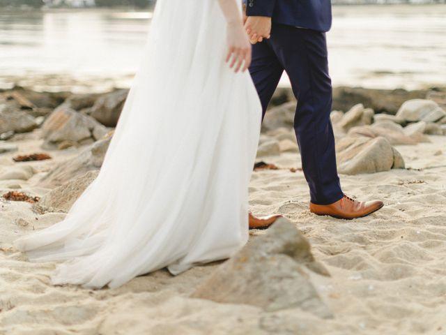 Le mariage de Miguel et Audrey à Pluneret, Morbihan 83