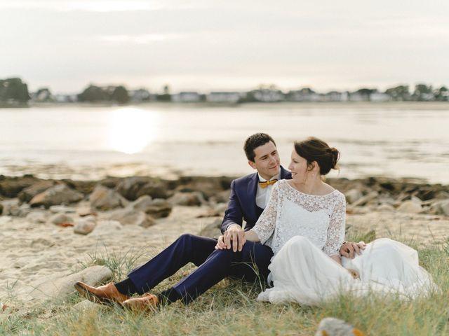 Le mariage de Miguel et Audrey à Pluneret, Morbihan 89