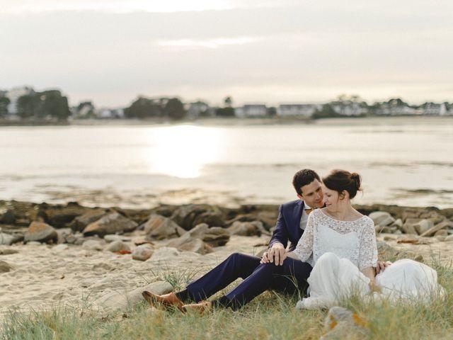 Le mariage de Miguel et Audrey à Pluneret, Morbihan 90