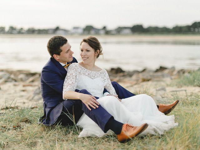Le mariage de Miguel et Audrey à Pluneret, Morbihan 91