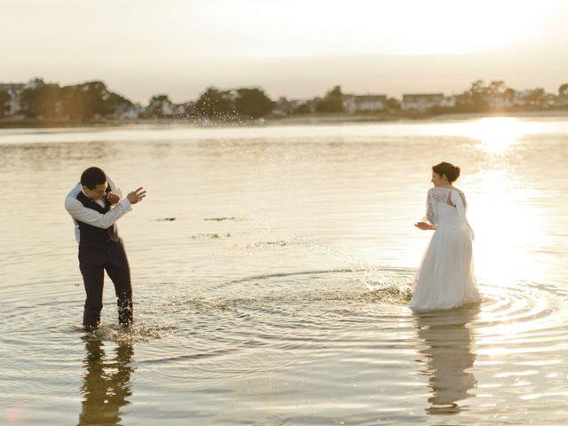 Le mariage de Miguel et Audrey à Pluneret, Morbihan 94