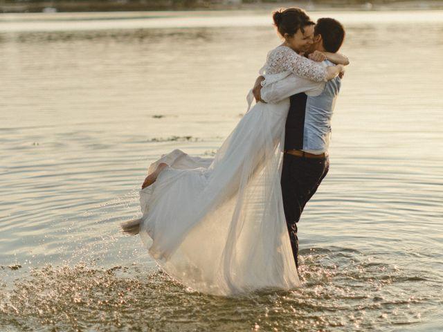 Le mariage de Miguel et Audrey à Pluneret, Morbihan 99