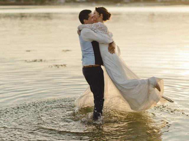 Le mariage de Miguel et Audrey à Pluneret, Morbihan 100