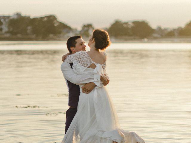 Le mariage de Miguel et Audrey à Pluneret, Morbihan 101