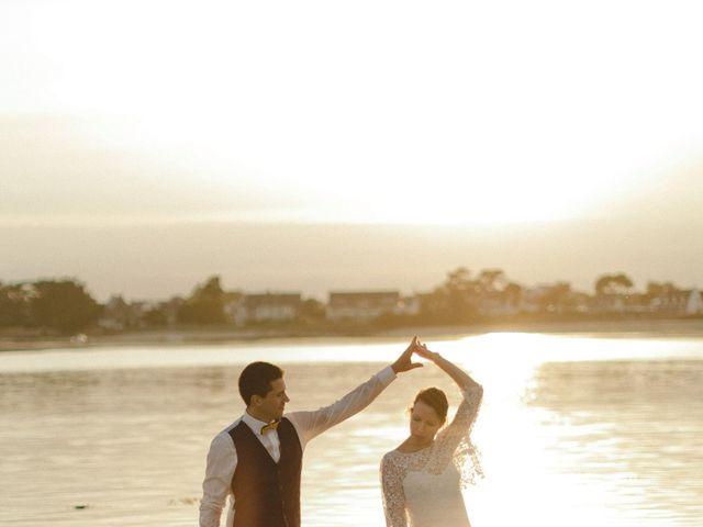 Le mariage de Miguel et Audrey à Pluneret, Morbihan 103