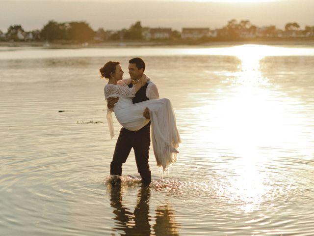 Le mariage de Miguel et Audrey à Pluneret, Morbihan 105