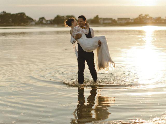 Le mariage de Miguel et Audrey à Pluneret, Morbihan 106