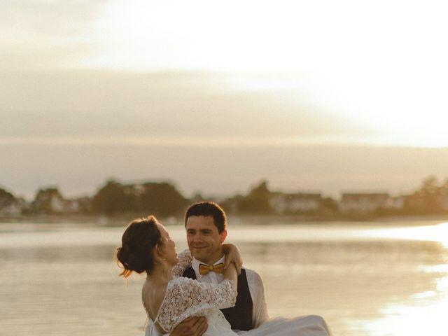 Le mariage de Miguel et Audrey à Pluneret, Morbihan 107